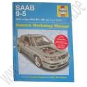 Nieuwe Saab 9-5 werkplaats handleiding bj: '97-'05