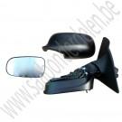 Complete spiegel, links, handmatig inklapbaar, elektrisch verstelbaar met geheugen, Saab 9-3 v2, bj 2003-2009, ond.nr. 12795606