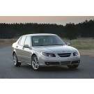 Motorkap, gebruikt, Saab 9-5, 'Dame Edna', bouwjaar 2006-2010, ond.nr. 93186599