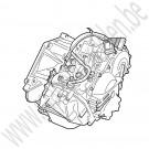 Automatische versnellingsbak, FA57D02, Motorcode D223, Gebruikt, Saab 9-5, bj 2004-2005, ond.nr 5449459
