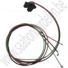 BDP-sensor, Gebruikt, Saab 900 Classic, 9000, bj 1989-1993, ond.nr. 7482540, 9133067, 8786246, 7484546