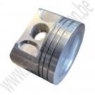 Zuiger, gesmeed, incl zuigerveren, pistonpen, clips, tweede overmaat, 91 mm, B202, 900 Classic Turbo, ond.nr. 7524937