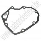Pakking, Zijdeksel vijfde versnelling, Origineel, Saab 9-3v2, 9-5, 900NG, bj 1994-2012, ond.nr 90486235, 8734824