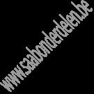 Schokdemper bevestigingsrubber, Boven, Origineel, Saab 900 Classic, bj 1978-1993, art.nr. 30520186, 9100025