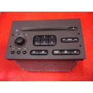 Gebruikte radio- en cd-speler, Saab 9-3 versie 1, bouwjaar 1998 tm 2002, ond. nr. 400109112, 5043245, 5043252, 5372321, 5040670