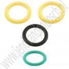 O-ringenset, filterdroger, Originele Saab 9-5, bj 2002-2010, ond.nr. 90381763, 4757084, 4542346